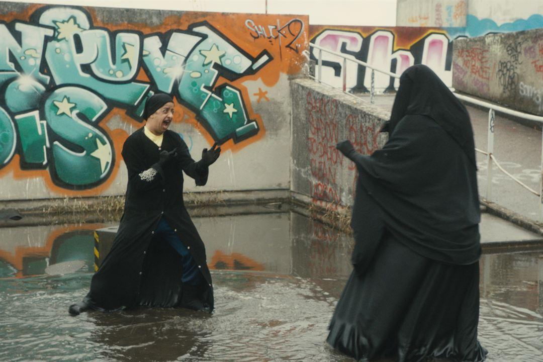 Beur sur la ville : Bild Booder, Djamel Bensalah