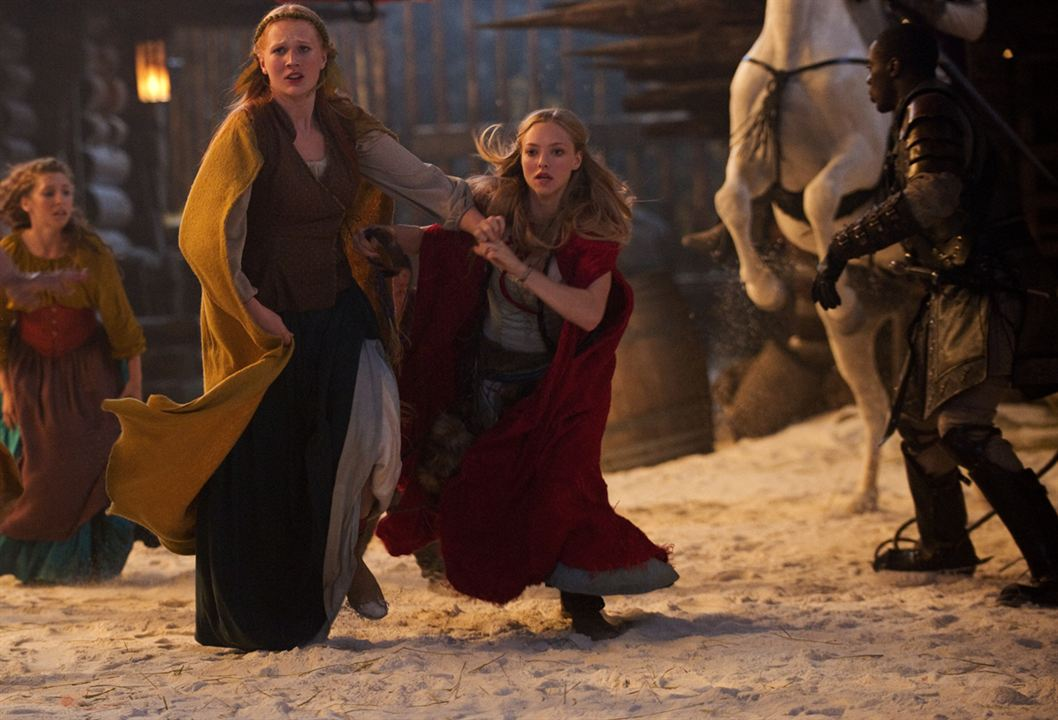 Red Riding Hood : Bild Amanda Seyfried, Catherine Hardwicke, Shauna Kain