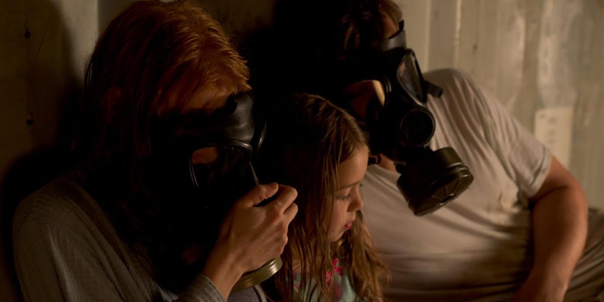 Take Shelter - Ein Sturm zieht auf : Bild Jessica Chastain, Michael Shannon, Tova Stewart
