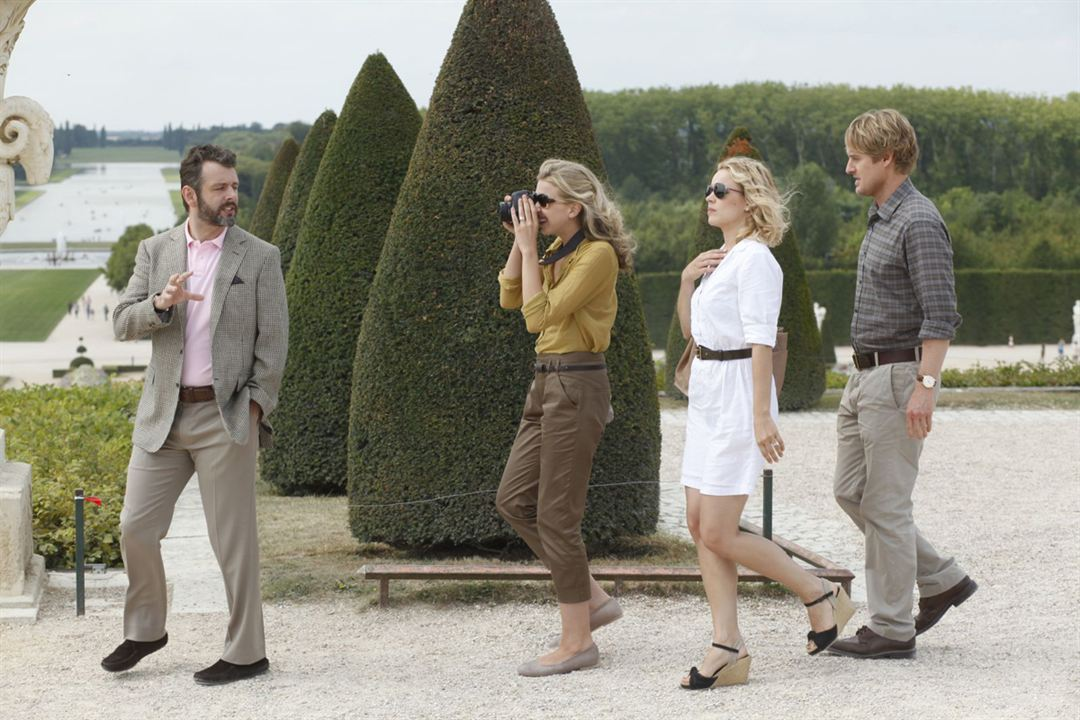 Midnight In Paris : Bild Michael Sheen, Owen Wilson, Rachel McAdams