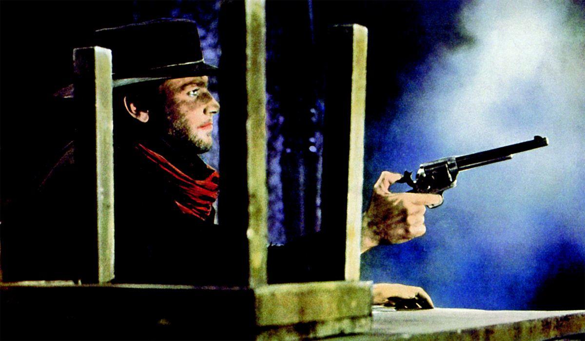 Django : Bild Franco Nero, Sergio Corbucci