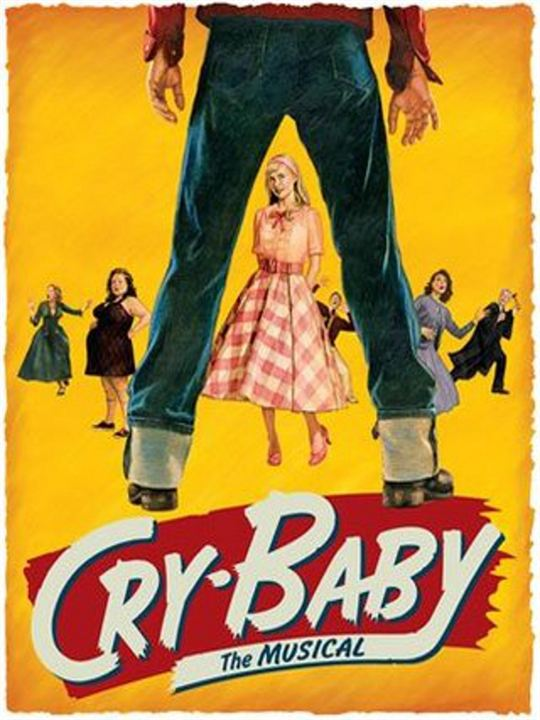 Cry-Baby : Kinoposter