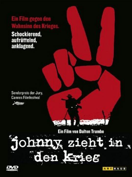 Johnny zieht in den Krieg : Kinoposter