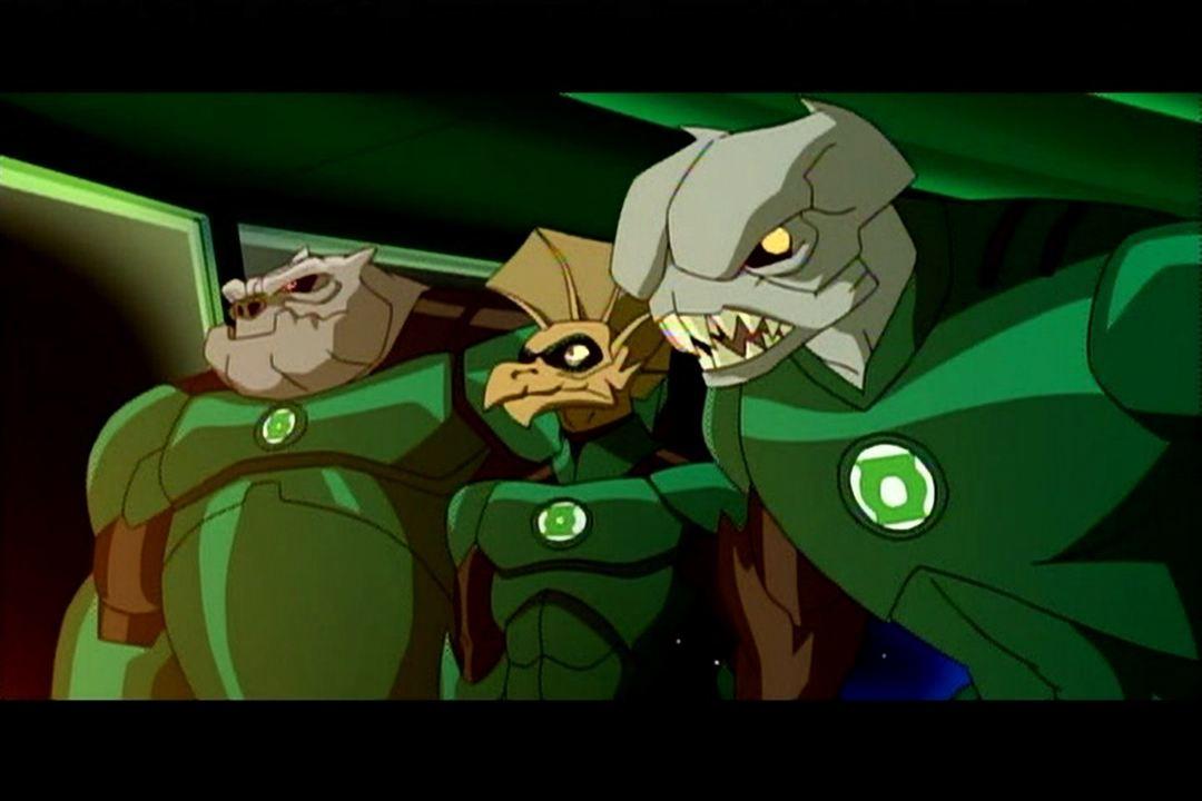 Green Lantern: Emerald Knights : Bild