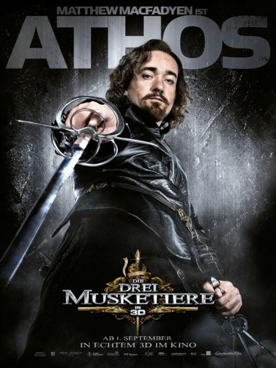 Drei Musketiere 2011