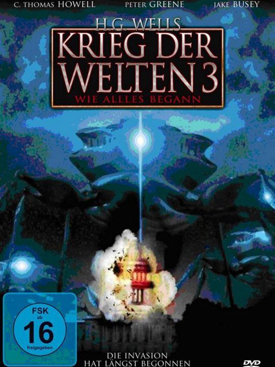 Krieg der Welten 3 : poster
