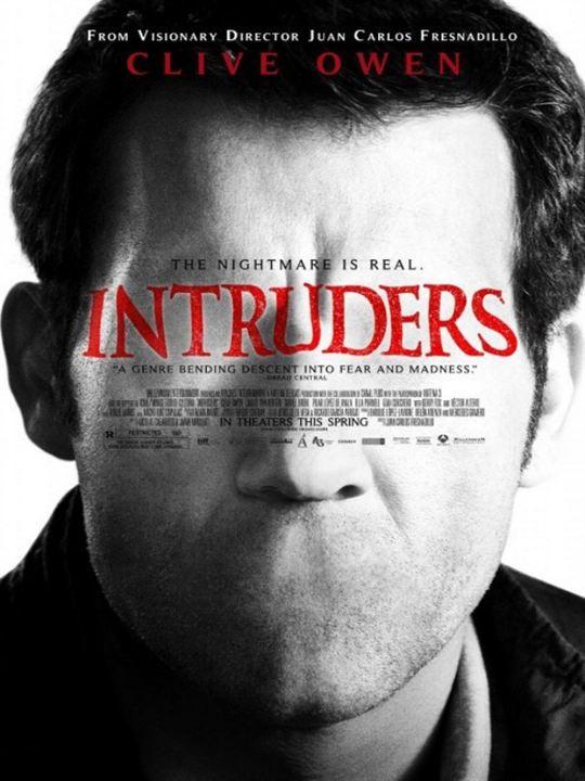 Intruders : Kinoposter