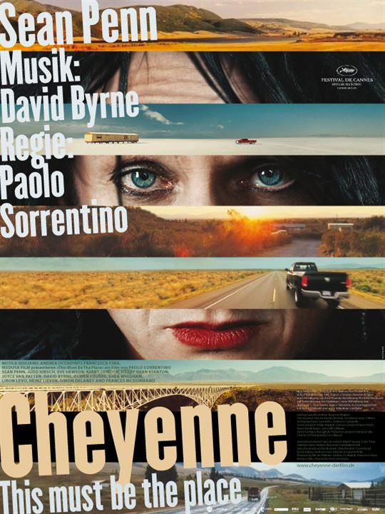 Cheyenne - This Must Be The Place : poster