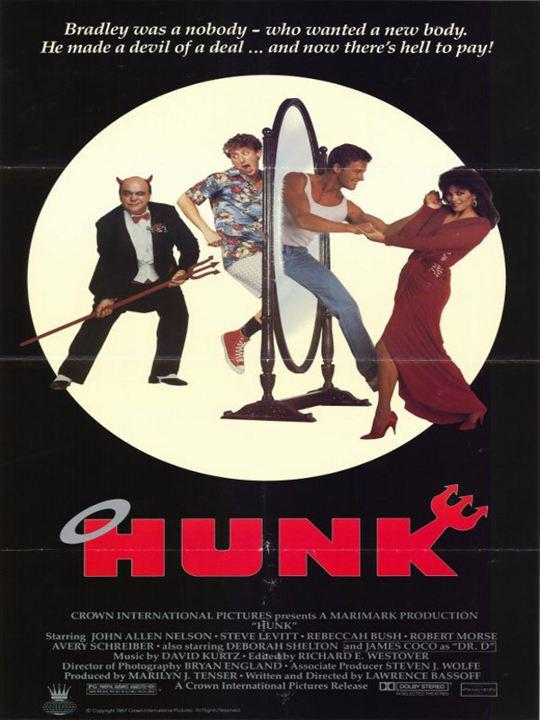 Hunk : Kinoposter