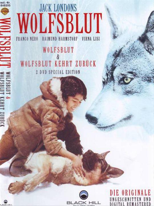 Jack Londons Wolfsblut : Kinoposter