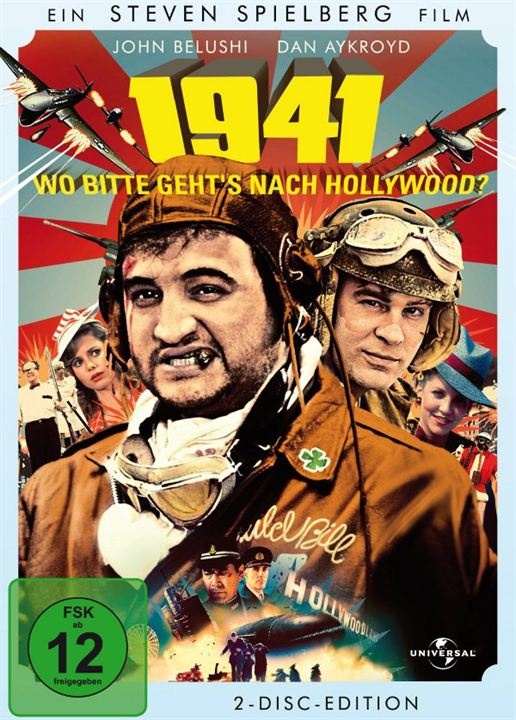 1941 - Wo bitte geht's nach Hollywood : poster