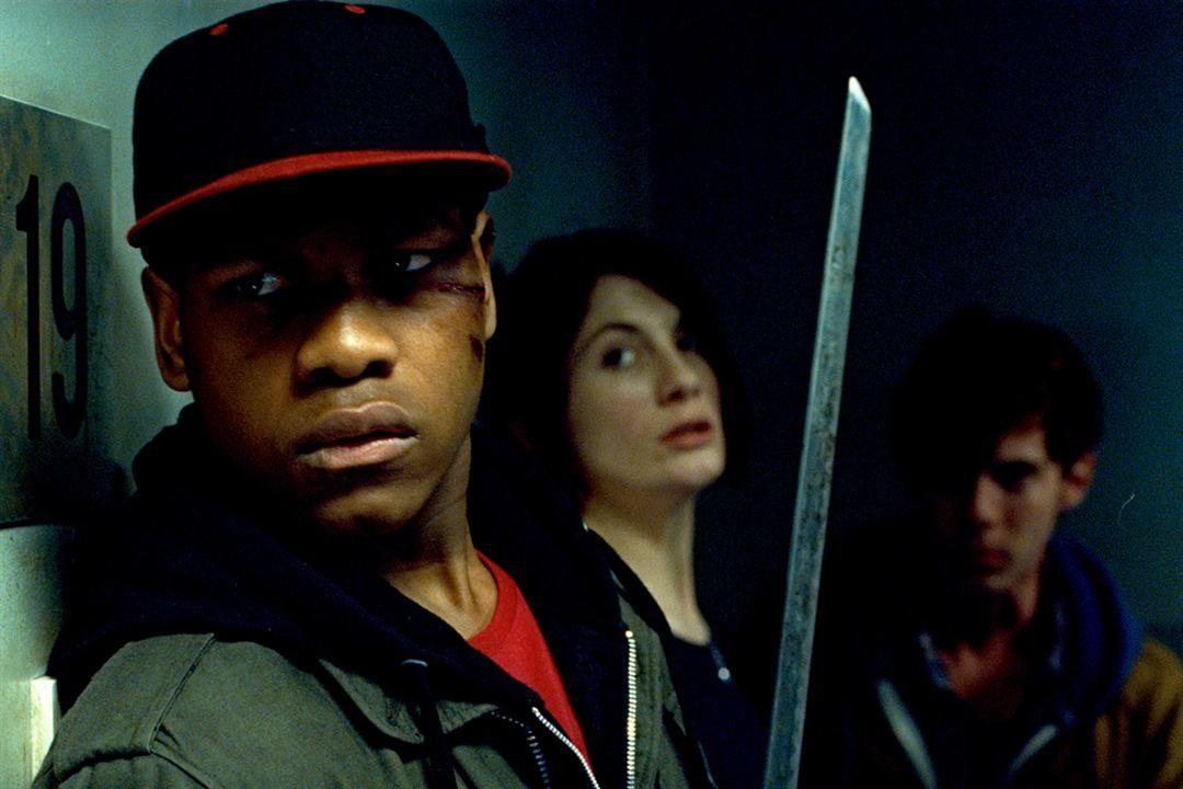 Attack The Block : Bild Jodie Whittaker, Joe Cornish, John Boyega