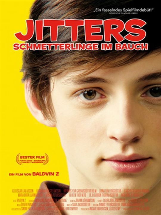 Jitters - Schmetterlinge im Bauch : Kinoposter