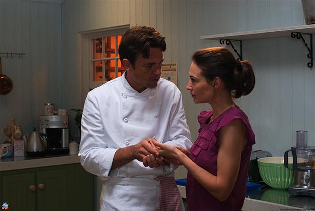 Love's Kitchen - Ein Dessert zum Verlieben: Claire Forlani, Dougray Scott
