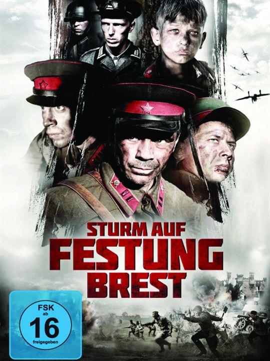Sturm auf Festung Brest : Kinoposter