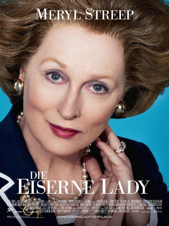 Die Eiserne Lady : Kinoposter