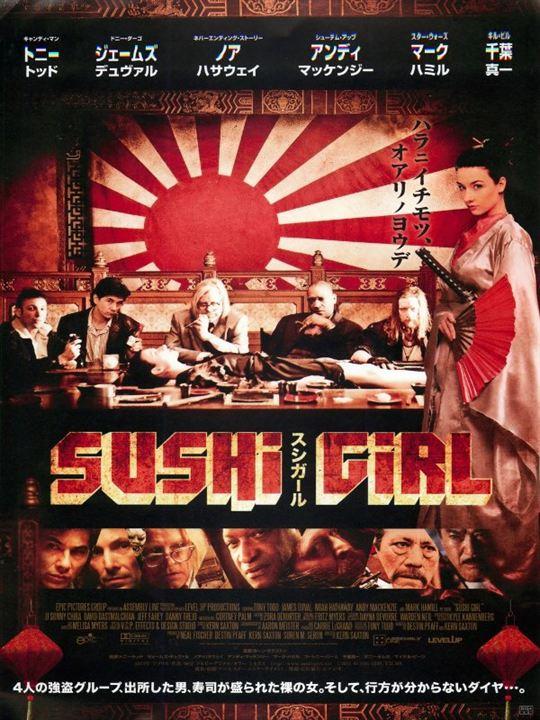 Sushi Girl : Kinoposter