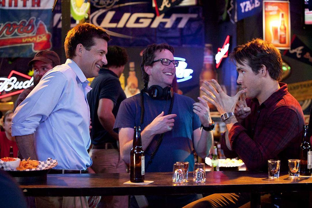 Wie ausgewechselt : Bild David Dobkin, Jason Bateman, Ryan Reynolds