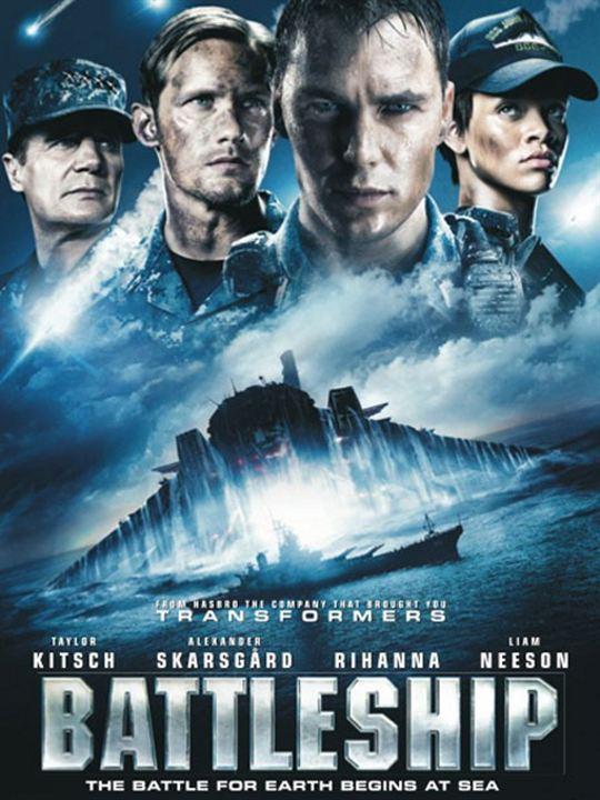Battleship : Kinoposter