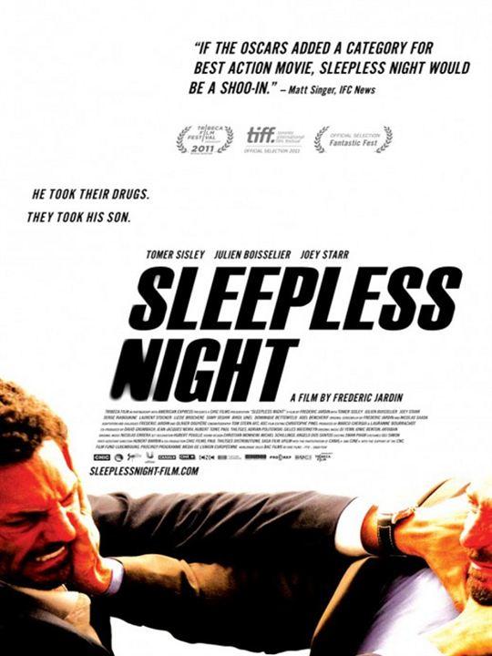 Sleepless Night - Nacht der Vergeltung : Kinoposter