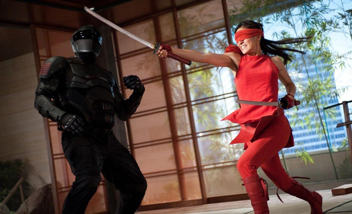 G.I. Joe 2: Die Abrechnung : Bild Élodie Yung, Ray Park