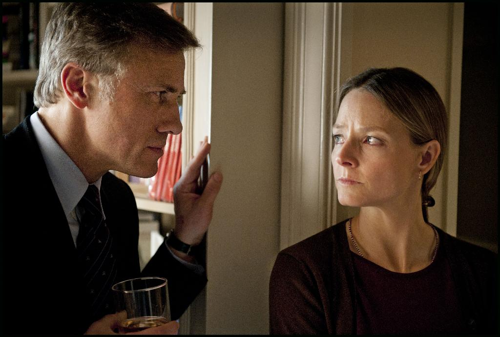Der Gott des Gemetzels : Bild Christoph Waltz, Jodie Foster