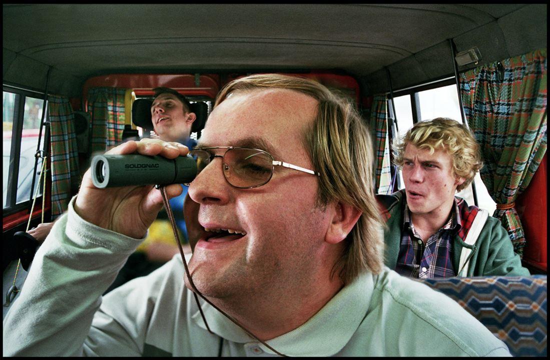 Hasta la Vista!: Geoffrey Enthoven