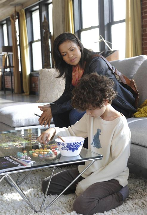 Bild David Mazouz, Gugu Mbatha-Raw