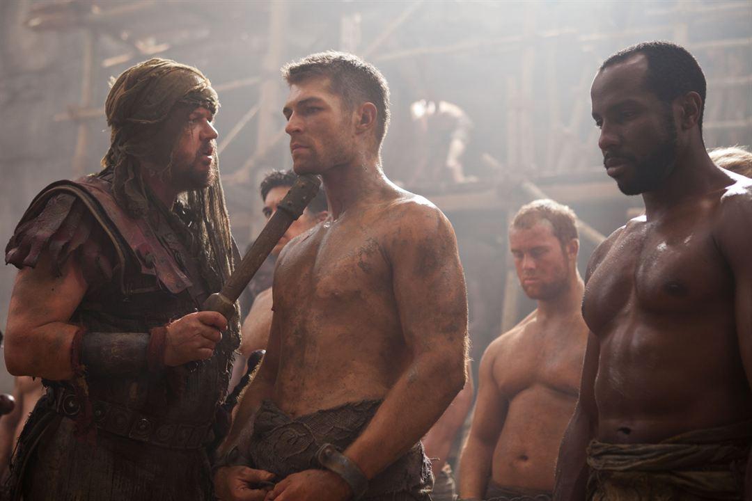 Spartacus: Bild Pana Hema Taylor - 42 von 212 - FILMSTARTS.de