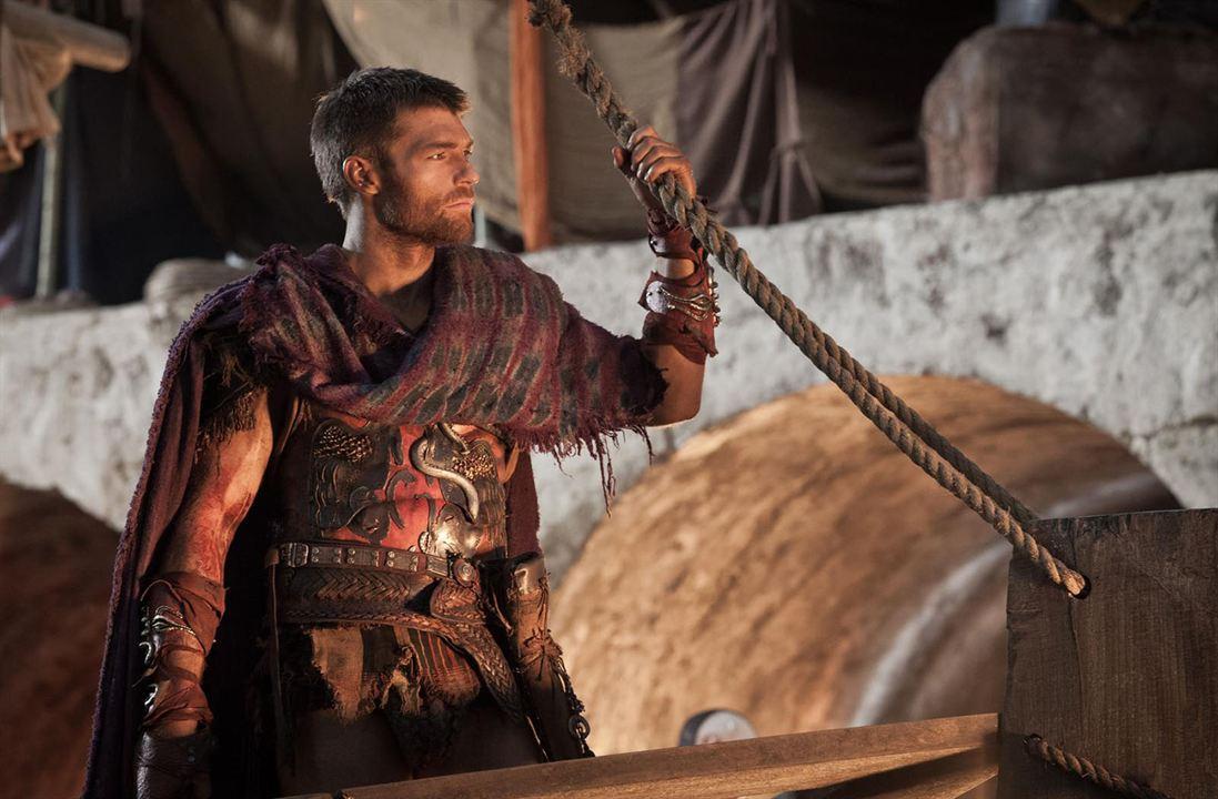 Spartacus: Bild Liam McIntyre, Manu Bennett - 92 von 212