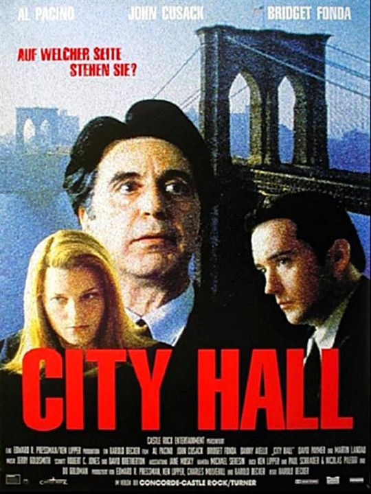 City Hall : Kinoposter