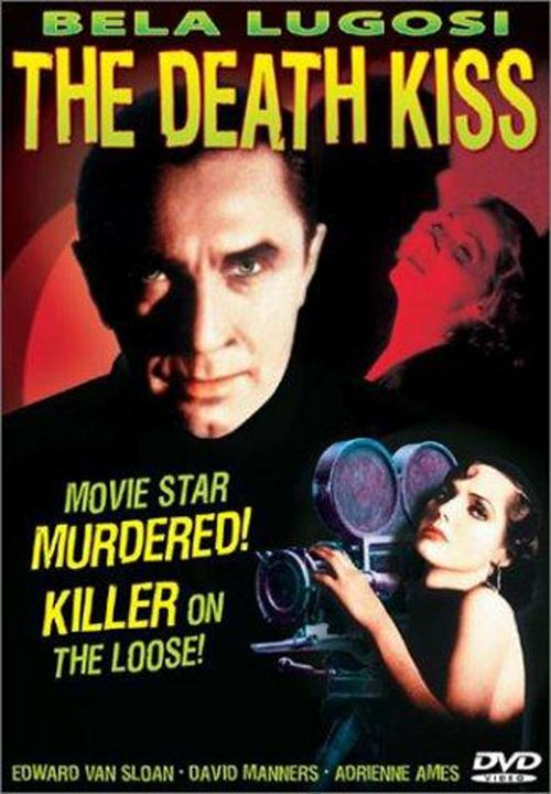 The Death Kiss : poster