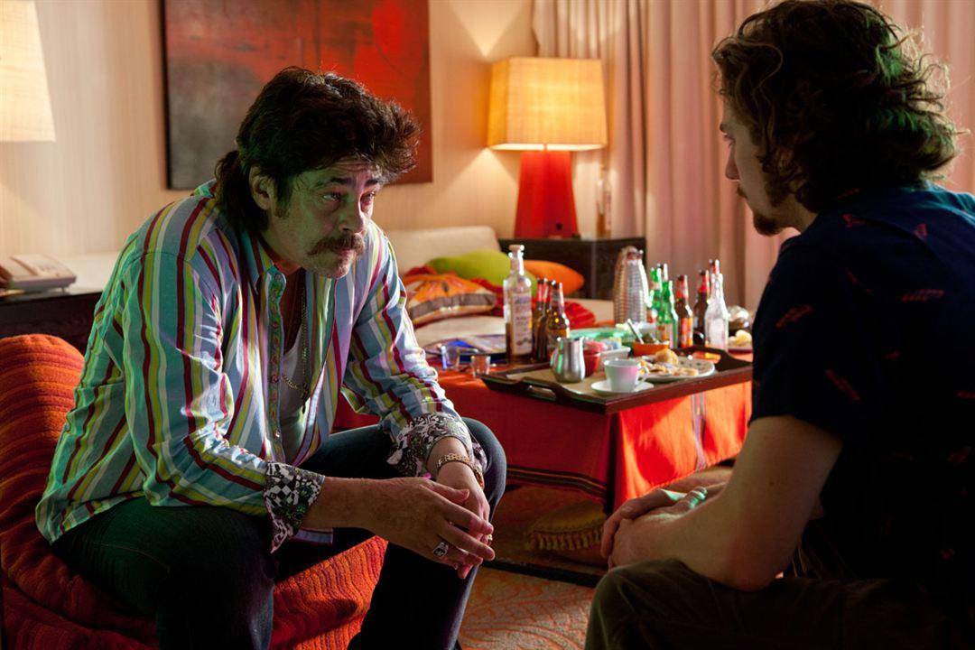 Savages : Bild Aaron Taylor-Johnson, Benicio Del Toro