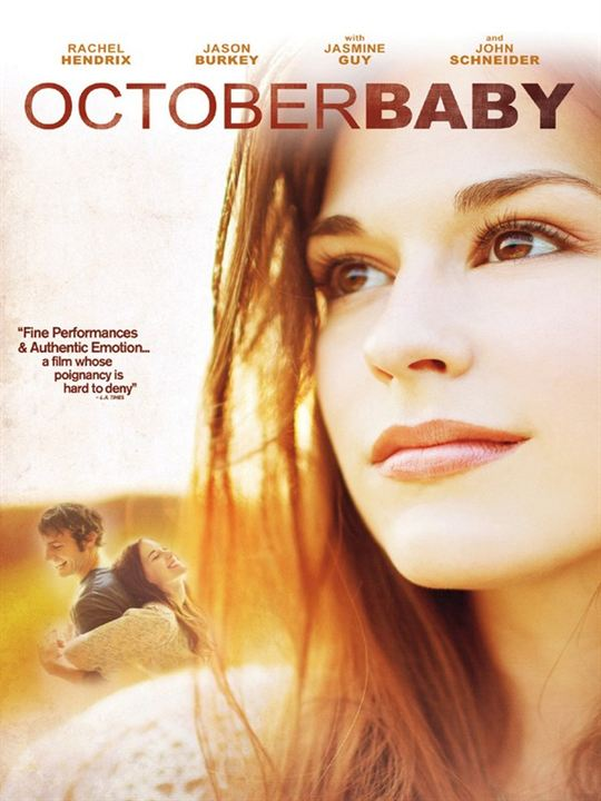 October Baby Kinoposter