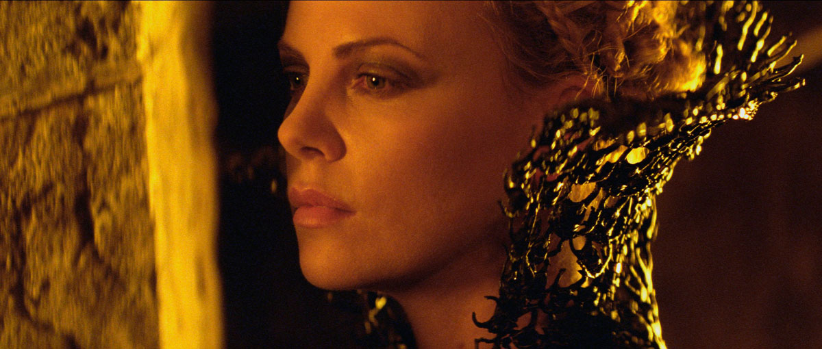Snow White & The Huntsman: Charlize Theron