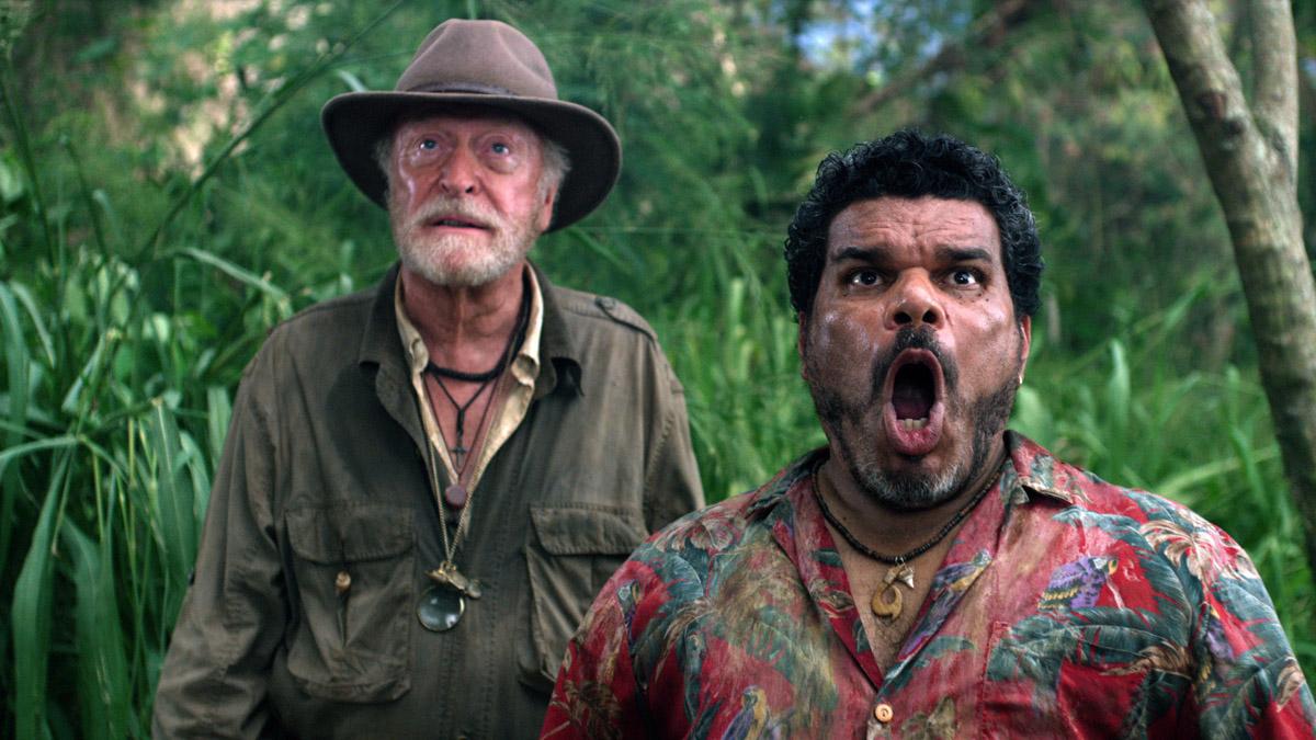 Die Reise zur geheimnisvollen Insel : Bild Brad Peyton, Luis Guzman, Michael Caine