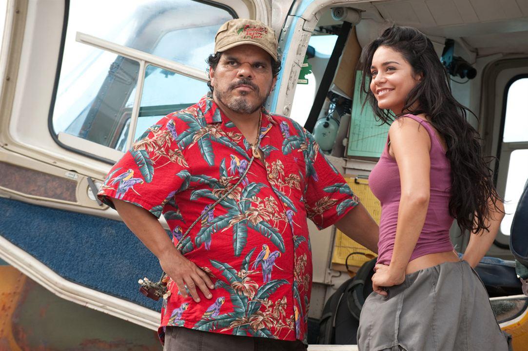 Die Reise zur geheimnisvollen Insel : Bild Brad Peyton, Luis Guzman, Vanessa Hudgens