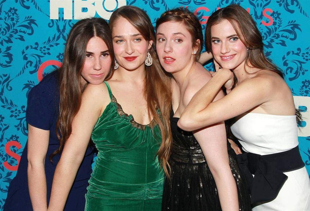 Vignette (magazine) Allison Williams, Jemima Kirke, Lena Dunham, Zosia Mamet