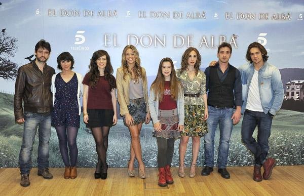 El don de Alba : Bild Carmela Poch, Christophe Miravall, Itsaso Arana, Patricia Montero, Sonia Almarcha