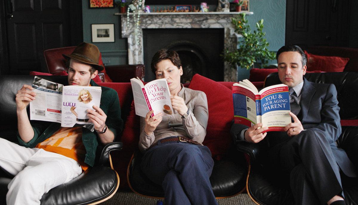 Late Bloomers : Bild Aidan McArdle, Kate Ashfield, Luke Treadaway
