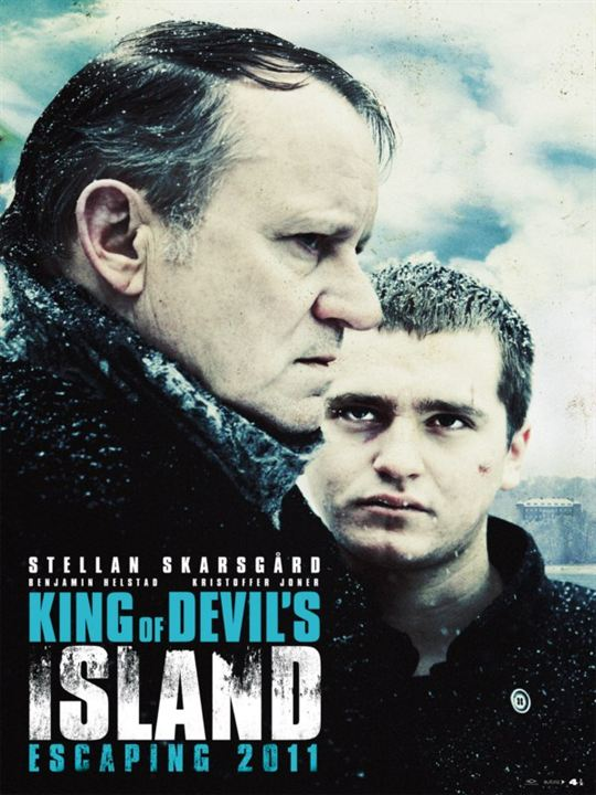 King of Devil's Island : Kinoposter