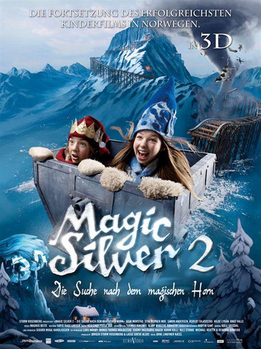 Magic Silver 2 - Die Suche nach dem magischen Horn : Kinoposter