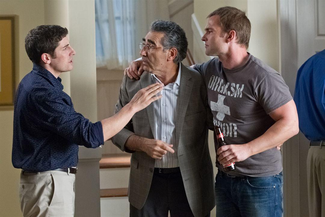 American Pie 4: Das Klassentreffen : Bild Eugene Levy, Jason Biggs, Seann William Scott