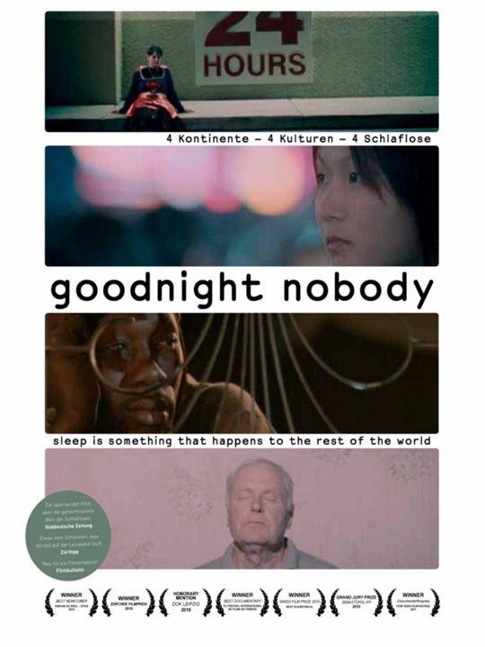 Goodnight Nobody : poster