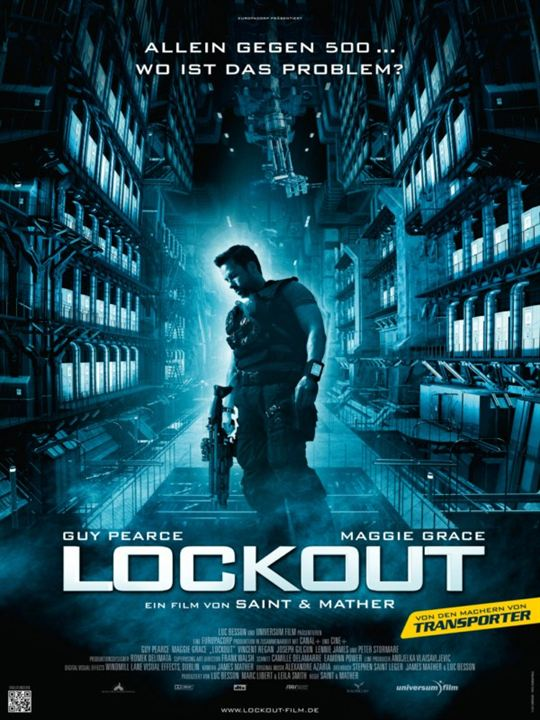 Lockout : Kinoposter