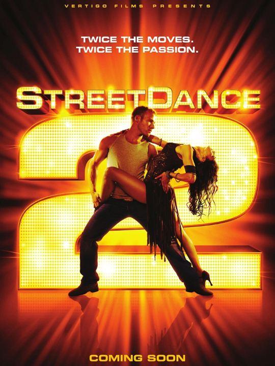 StreetDance 2 : Kinoposter