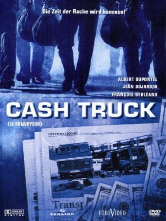Cash Truck : Kinoposter