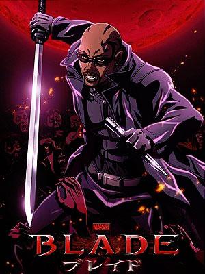 Blade (2011) : Kinoposter