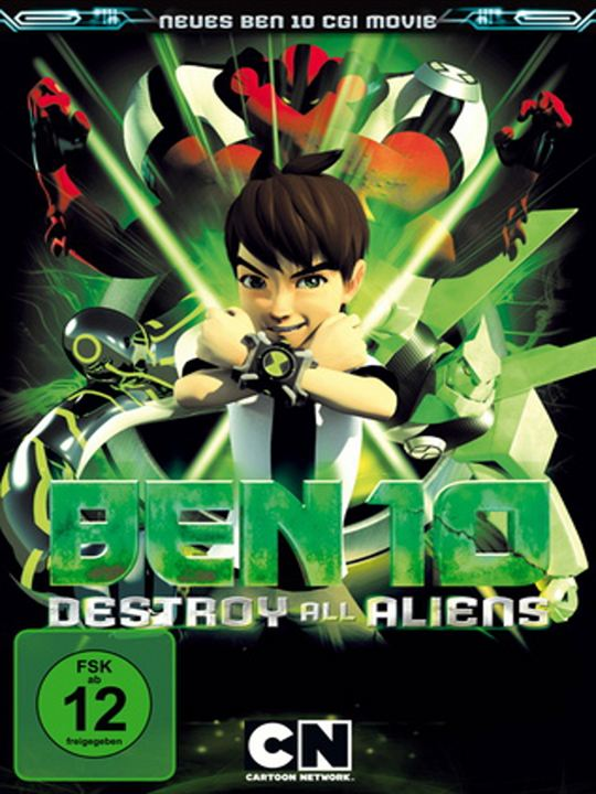 Ben 10: Destroy all Aliens : poster