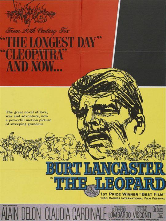 Der Leopard : Kinoposter